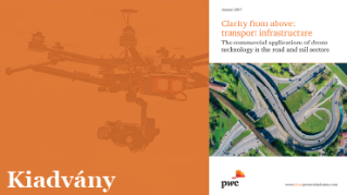 Clarity from above: transport infrastructure
