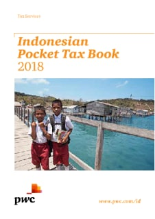 Indonesian Pocket Tax Book 2018