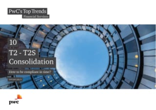 TargetT2 – T2S | Road to Consolidation