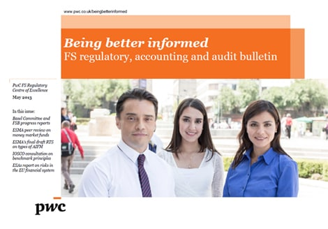 Being Better Informed - May 2013