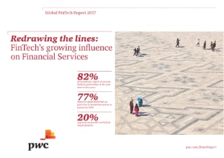 Redrawing the lines: Fintech's growing influence on Financial Services