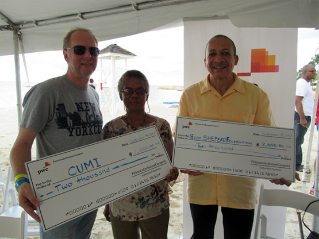 PwC regional Partners support Mobay charities