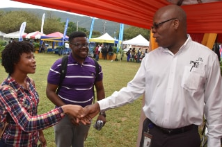 PwC supports UWI's Office of Student Financing Day