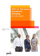 IFRS 16: The leases standard is changing: Are you ready?