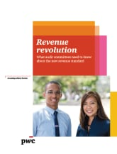 Revenue revolution: What audit committees need to know about the new revenue standard