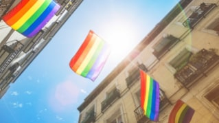 What sponsoring Pride London means to me by Laura Hinton, Chief People Officer