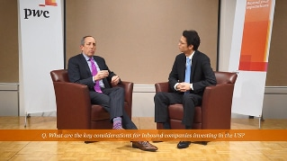 Inside discussion with Michael Burak, PwC US Inbound Leader Vol.2 [English]