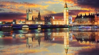 London shines in our latest Good Growth for Cities Index