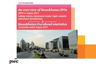 An overview of Kazakhstan IPOs and Eurobond statistics