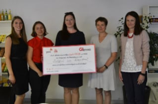 PwC SIA's first ever grant for developing youth projects