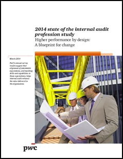 2014 State of the Internal Audit Profession Study
