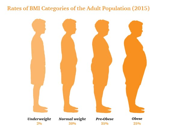how to stop obesity in adults
