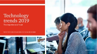 PwC's 22nd CEO Survey: Technology trends report 2019