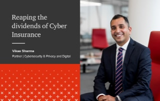 Reaping the dividends of Cyber Insurance
