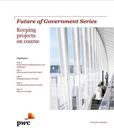 Future of Government Series - Keeping projects on course