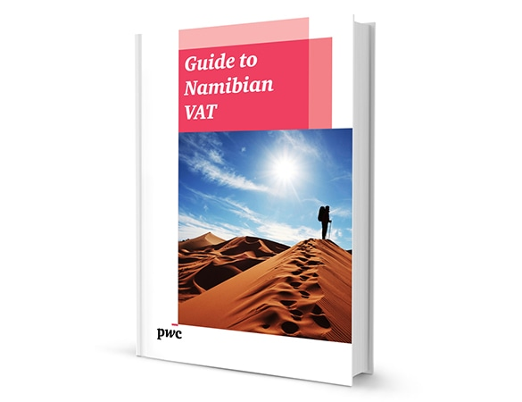 Guide to Namibian VAT image