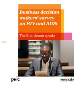 Business Decision Makers' Survey on HIV and AIDS