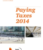 Paying Taxes 2014 Survey