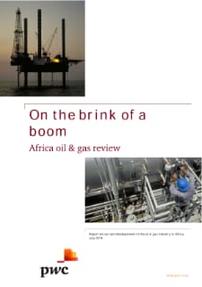 2014 Africa Oil & Gas Review