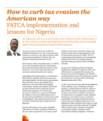How to curb tax evasion the American way