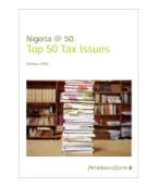 Top 50 Tax issues
