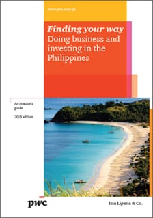 Doing business and investing in the Philippines