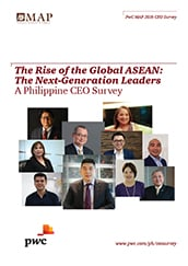 The Rise of the Global ASEAN: The Next-Generation Leaders A Philippine CEO Survey