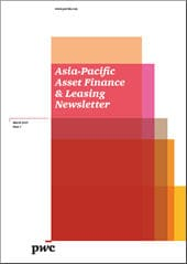Asia-Pacific Asset Finance & Leasing Newsletter