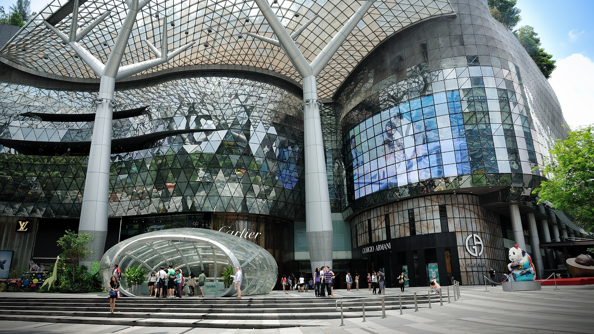 equity capital markets  singapore