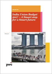 India Union Budget 2017 – A Smart step for a Smart future