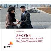 Five trends to watch in South East Asian Telecoms