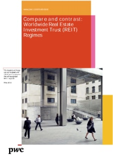 Compare and contrast: Worldwide Real Estate Investment Trust (REIT) Regimes