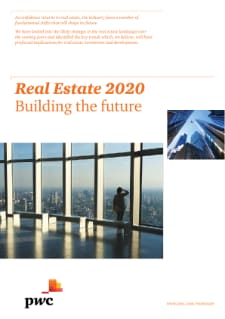 Real Estate 2020 Building the future