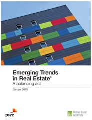 PwC: Emerging Trends in Real Estate® Europe 2015