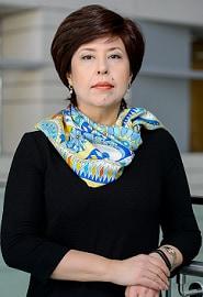 Natalya Bekbatyrova