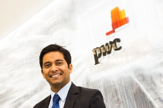New PwC Partner - Asif Khoja