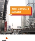 Thai Tax 2014 Booklet
