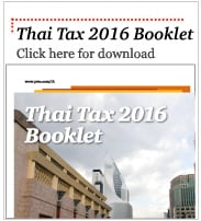 Thai Tax 2016 Booklet