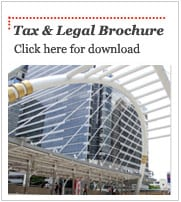 Tax & Legal Brochure