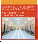 Global CEO Survey: Chemicals