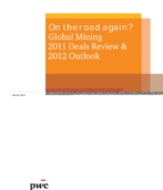 On the road again? Global Mining  2011 Deals Review &  2012 Outlook