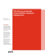 The keys to corporate responsibility employee engagement