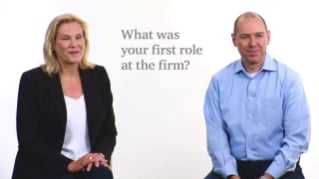 PwC Talks: Being client-focused with Amity Millhiser & Reggie Walker