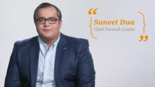 PwC Talks: Crossing borders with Suneet Dua