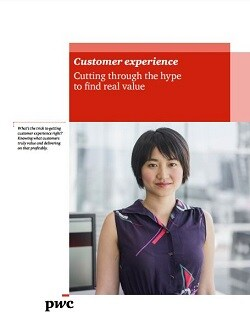 The value of customer experience cover