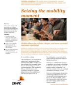 Seizing the Mobility Moment