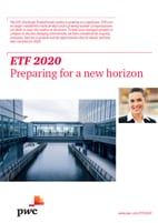 Exchange Traded Funds (ETFs): Outlook to 2020