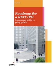 Roadmap for a REIT IPO: A summary guide for going public