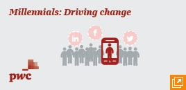 Millennials: Driving change