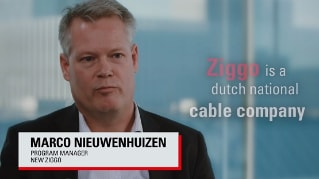Ziggo/Liberty Global and PwC Optimize Business Processes